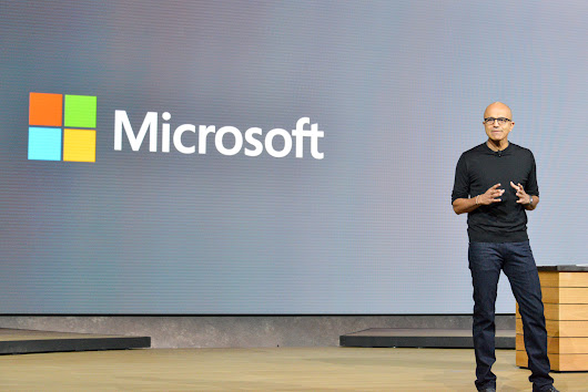 Why does Microsoft exist? An interview with CEO Satya Nadella