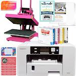 Sawgrass Virtuoso SG500 Sublimation Printer & Heat Press Bundle