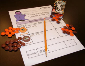 graphing halloween