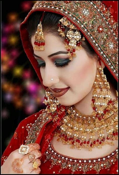 Indian Bridal Look (1) (1)   Pakistani Culture in 2019
