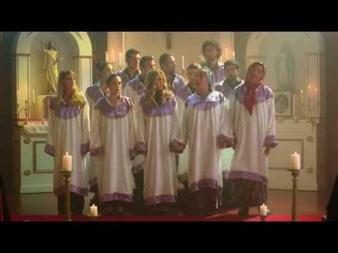 Sebahat ve Melahat adlı sinema filminin Kilise'de geçen komik sahnesi