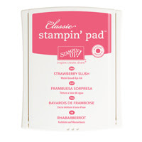 Strawberry Slush Classic Stampin' Pad