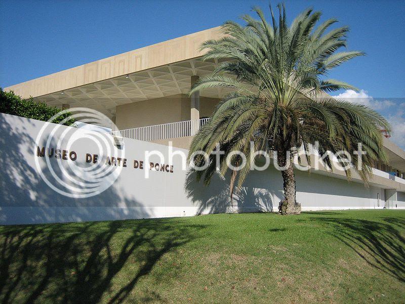 Museum of Art in San Juan Puerto Rico