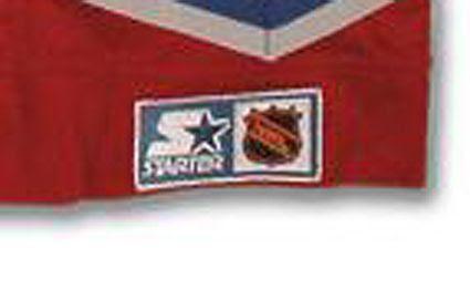 1995-96 Starter logo