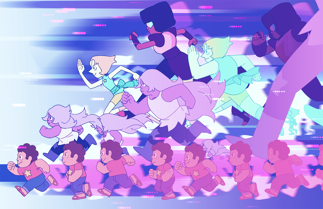 Promos I did at the start of the new Steven Bomb! Steven's Dream boarded by Jeff Liu and Colin Howard!! Adventures in Light Distortion boarded by Raven Molisee and Paul Villeco!!! Hope you all have...