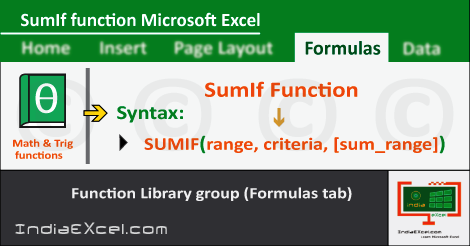 sumif function | sumif function in excel | sumif in excel | sumif formula in excel 2010 | sumif function with example | sumif multiple columns