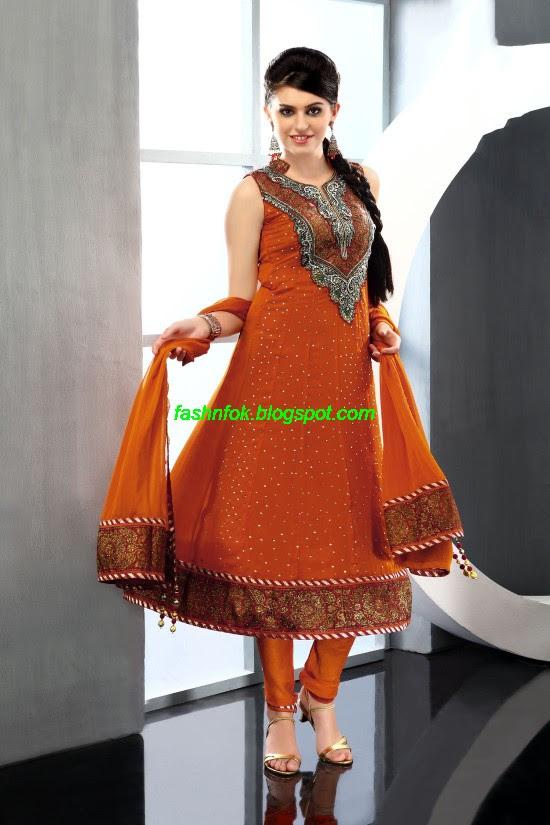 Indian-Anarkali-Umbrella-Frocks-2013-Anarkali-Churidar-Salwar-Kameez-New-Fashionable-Clothes-1