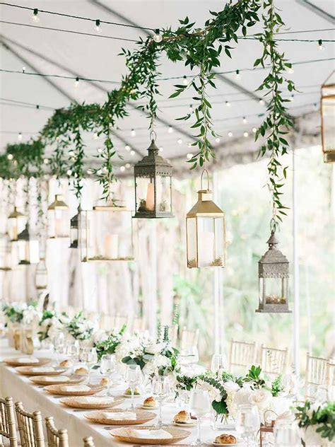 20 (Easy!) Ways to Decorate Your Wedding Reception