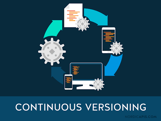 Continuous Versioning Strategy for Internal APIs | Nordic APIs |