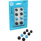 JLab Audio - Cloud Foam Ear Tips Kit - Black/Blue