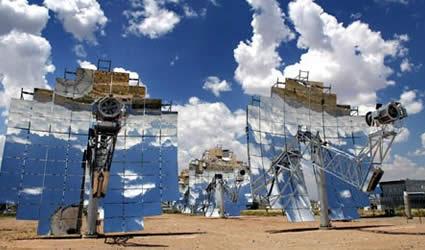 Motore Stirling e solare termodinamico