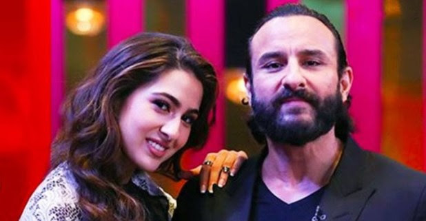 Sara Ali Khan and Saif Ali Khan likely to share screen in the sequel of Love Aaj Kal