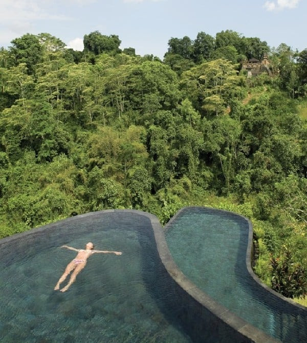 Jaw-Dropping Ubud Hanging Gardens in Bali - 1 Kind Design