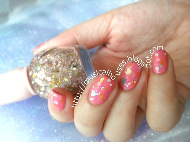 BCA manicure Illamasqua Loella Etude House WH901 3