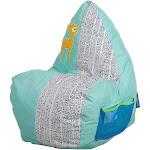 3 Feet Bean Bag Chair Cute Cartoon Sofa Seat for Children (Deer Pattern)