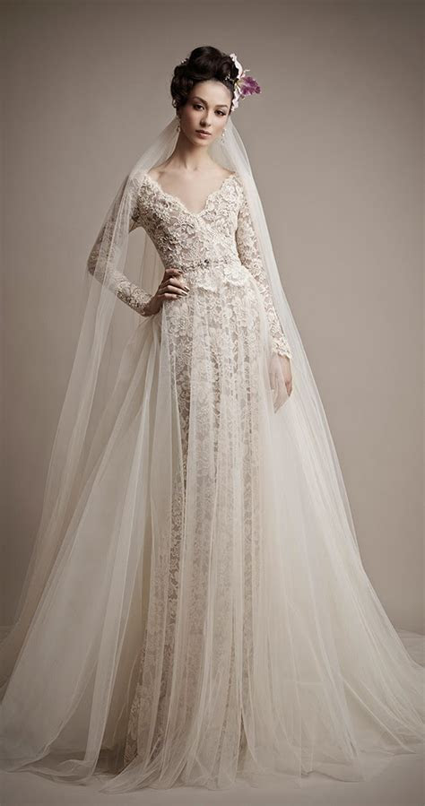 Ersa Atelier Spring 2015 Bridal Collection   Wedding