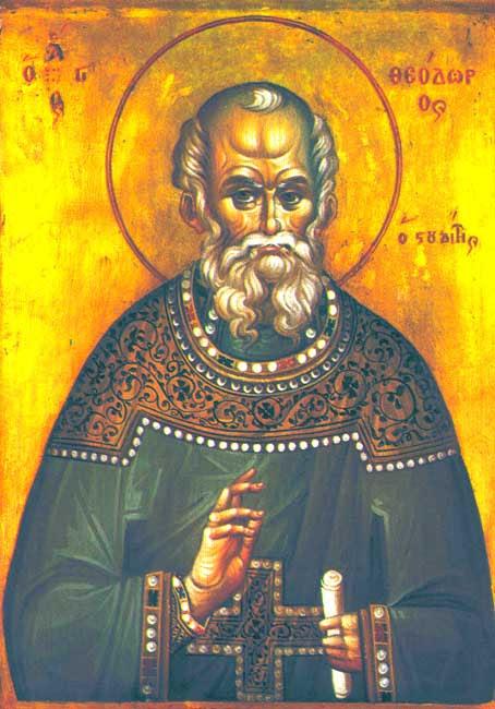 ST. THEODORE, the Studite
