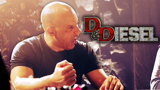 Watch Vin Diesel Play DUNGEONS & DRAGONS as THE LAST WITCH HUNTER | Nerdist
