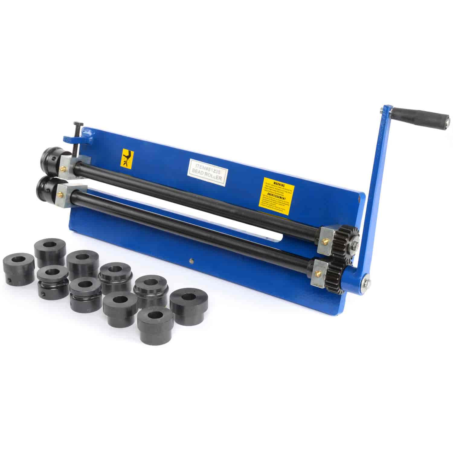 JEGS Performance Products Bead Roller with Mandrels