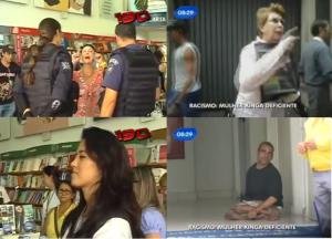 Davina Castelli: A ficha corrida de uma senhora racista e seus crimes reincidentes