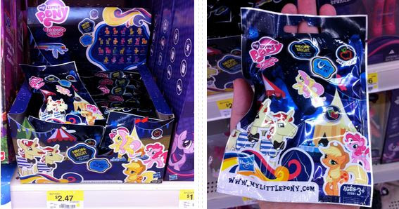 My Little Pony at Walmart