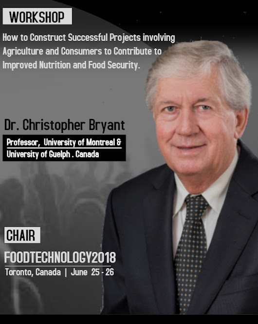 "Meet Our CHAIR ""CHRISTOPHER BRYANT"""