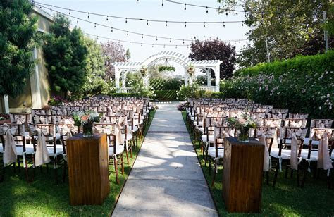 San Dimas Wedding Venues  San Gabriel Valley Receptions