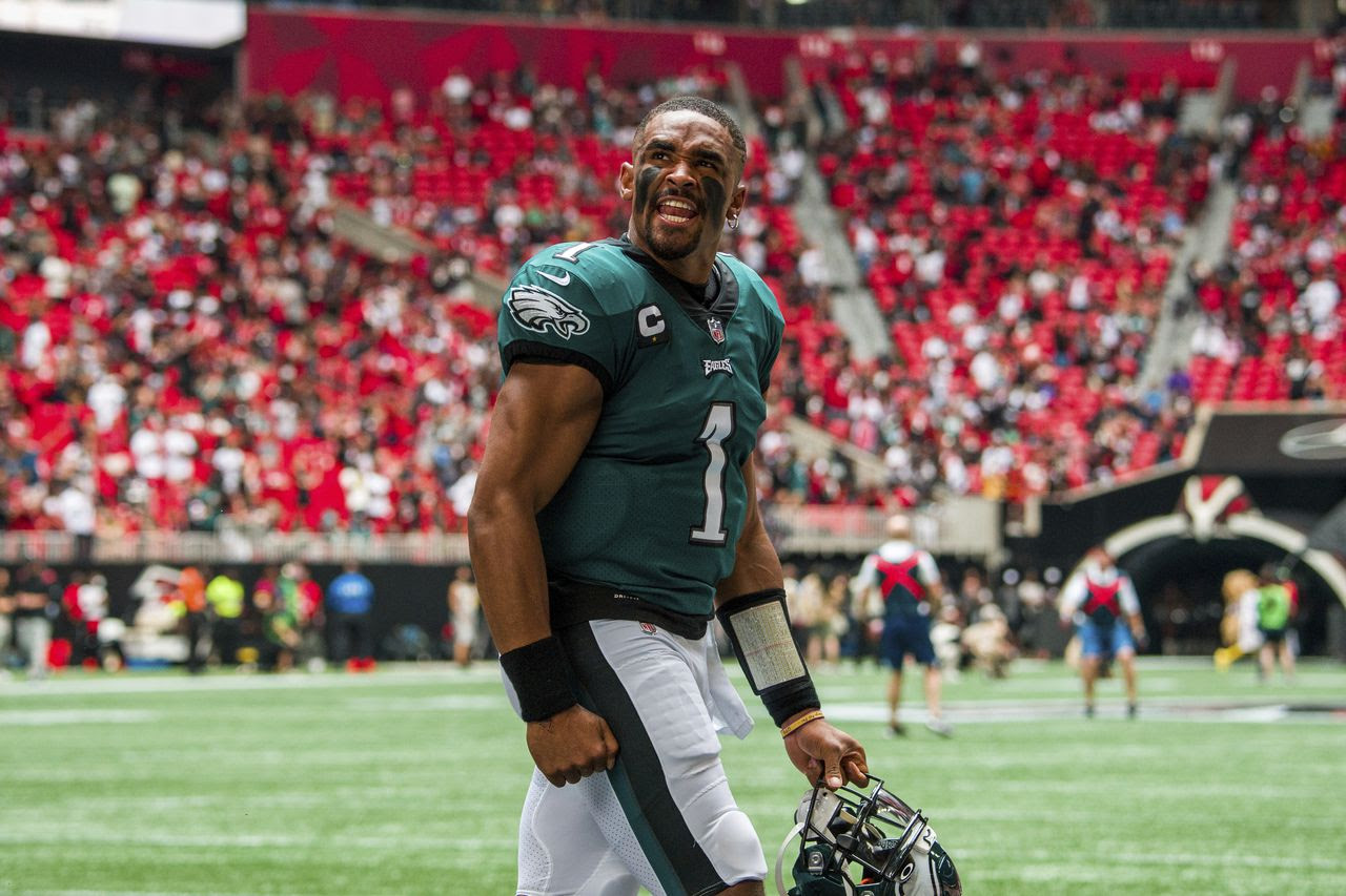 NFL analyst: I was wrong about Eagles' Jalen Hurts