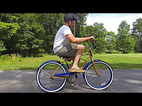 'The Backwards Brain Bicycle - Smarter Every Day 133' on ViewPure