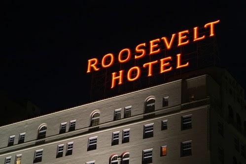 Spare Room Roosevelt Hotel