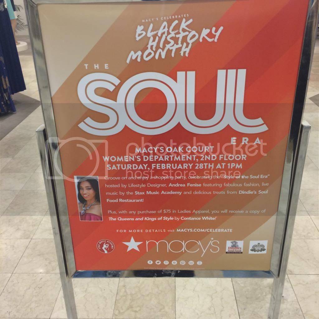 macy's tribute to the soul era, memphis edition