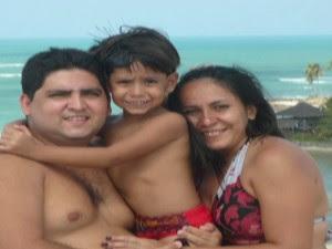 Encontrada morta a família que desapareceu  quando voltava de Boa Vista para Manaus (GloboNews)  (Foto: Reprodução Globo News)