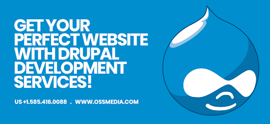 Top Reasons to hire Drupal developer for your website | OSSMedia
