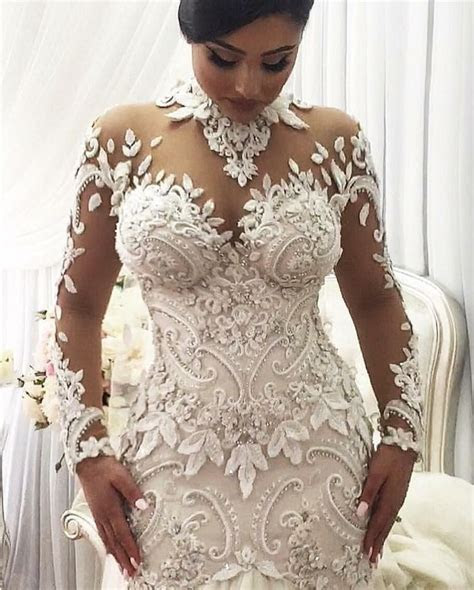 25  Best Ideas about Nigerian Wedding Dress on Pinterest