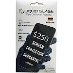 Luvvitt Liquid Glass Screen Protector with $250 Warranty for iPhone iPad Samsung