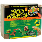 Zoo Med Eco Earth Compressed Coconut Fiber Substrate Bricks - 3 count