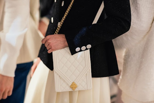 Chanel Sails Into Cruise 2019 and Brings A New Boy - PurseBop