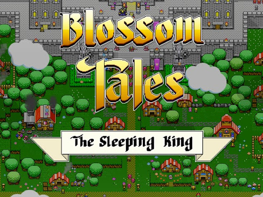 Blossom Tales :: The Sleeping King