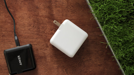 Anker PowerPort 2 Elite Wall Charger Review: Great little travel charger! | Ian McIlwraith