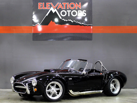 Used 1963 Shelby Cobra 427SC for Sale in Lakewood CO 80215 Elevation Motors