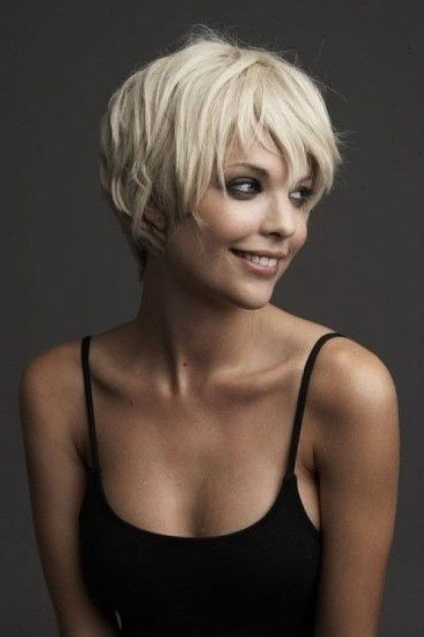 Kurzhaarschnitt Für Feines Haar