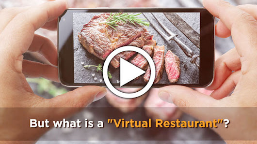 The Rise of the Virtual Restaurant