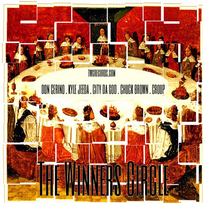 The Winners Circle - The Winners Circle EP Cover