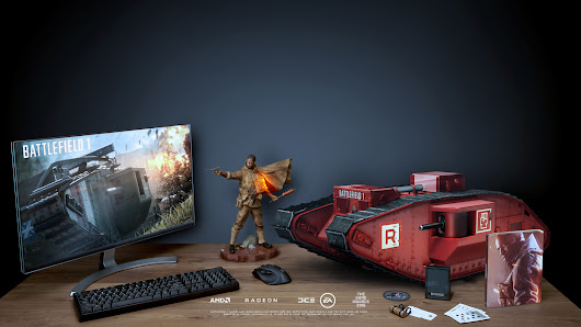 The AMD Radeon™ Mark V Giveaway | Powered by GTribe