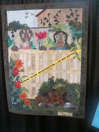 """Crime Scene Investigation"" by Pauline Salzman of Treasure Island, FL"