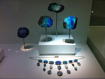Resultado de imagen para Edward Heron-Allen necklace opals