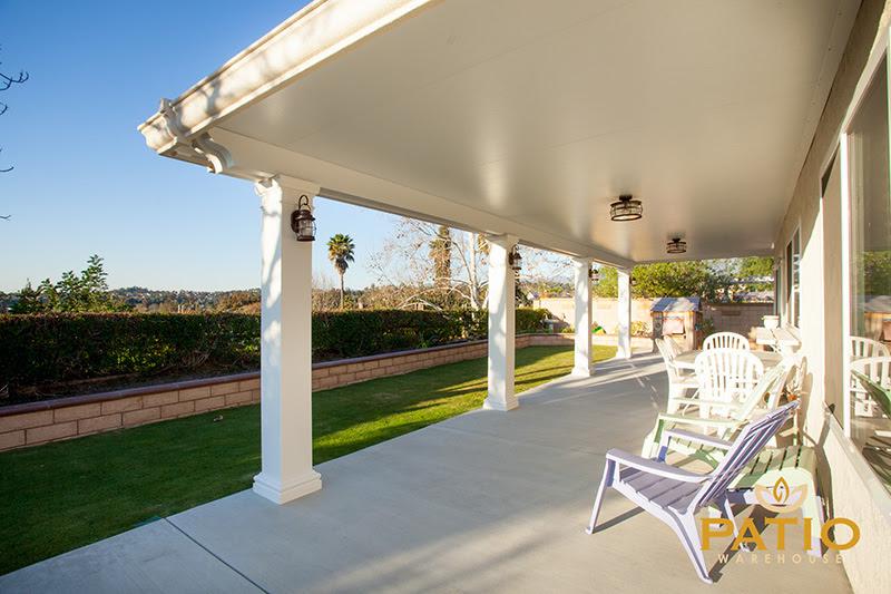 Elitewood Solid Patio Covers Photo Gallery Orange County