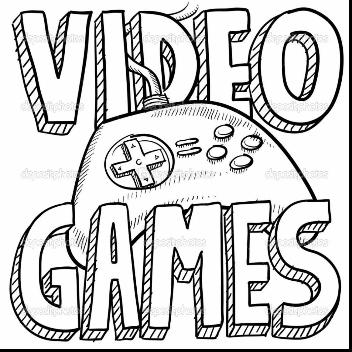 Free Games Drawing at GetDrawings | Free download