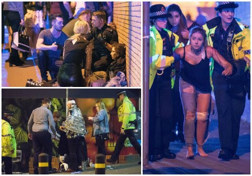 "China Responds to Manchester Arena Attack: ""Chinese People Stand Firmly with the British People"""