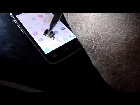 Tes Keaslian Batu Akik Menggunakan Hanphone Android